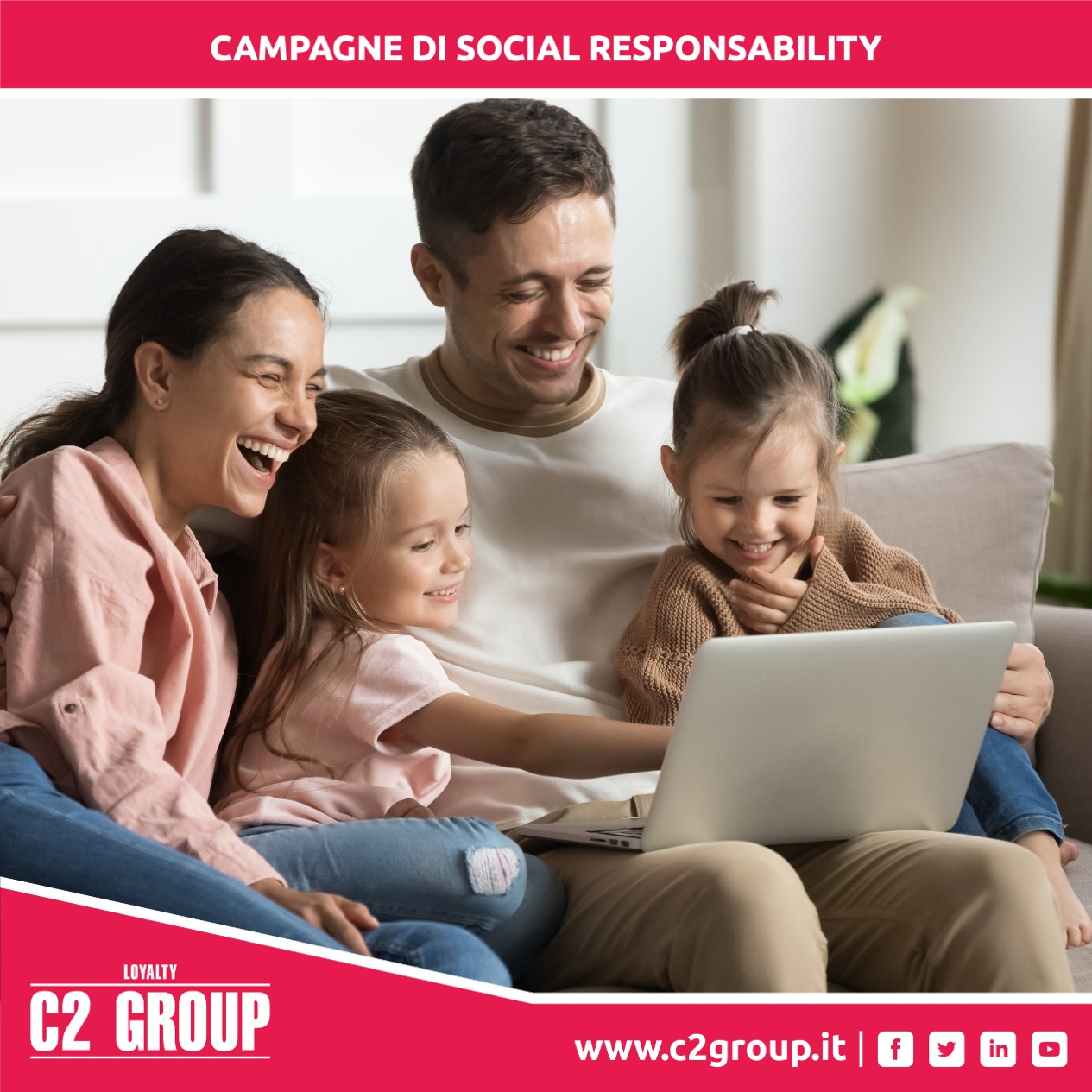 CAMPAGNE SOCIAL RESPONSABILITY c2 group