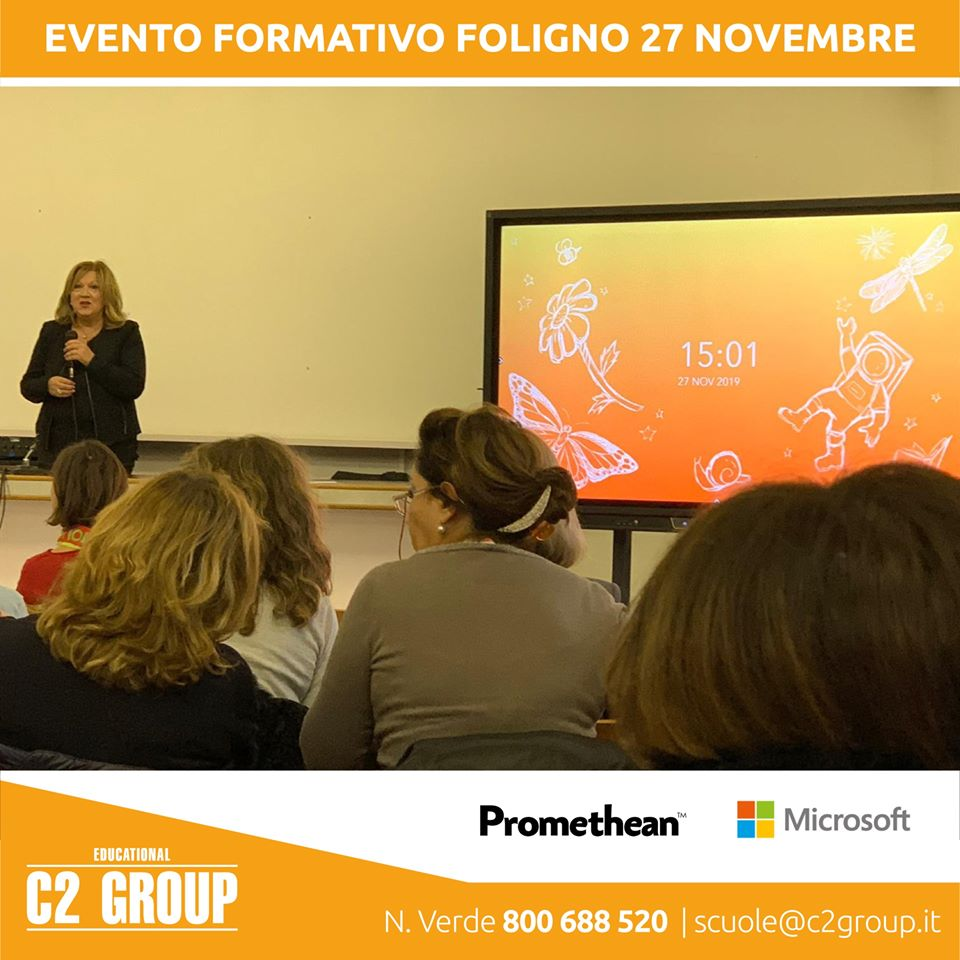 Evento Foligno 27 nov 2