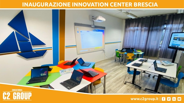 INNOVATION CENTER BRESCIA