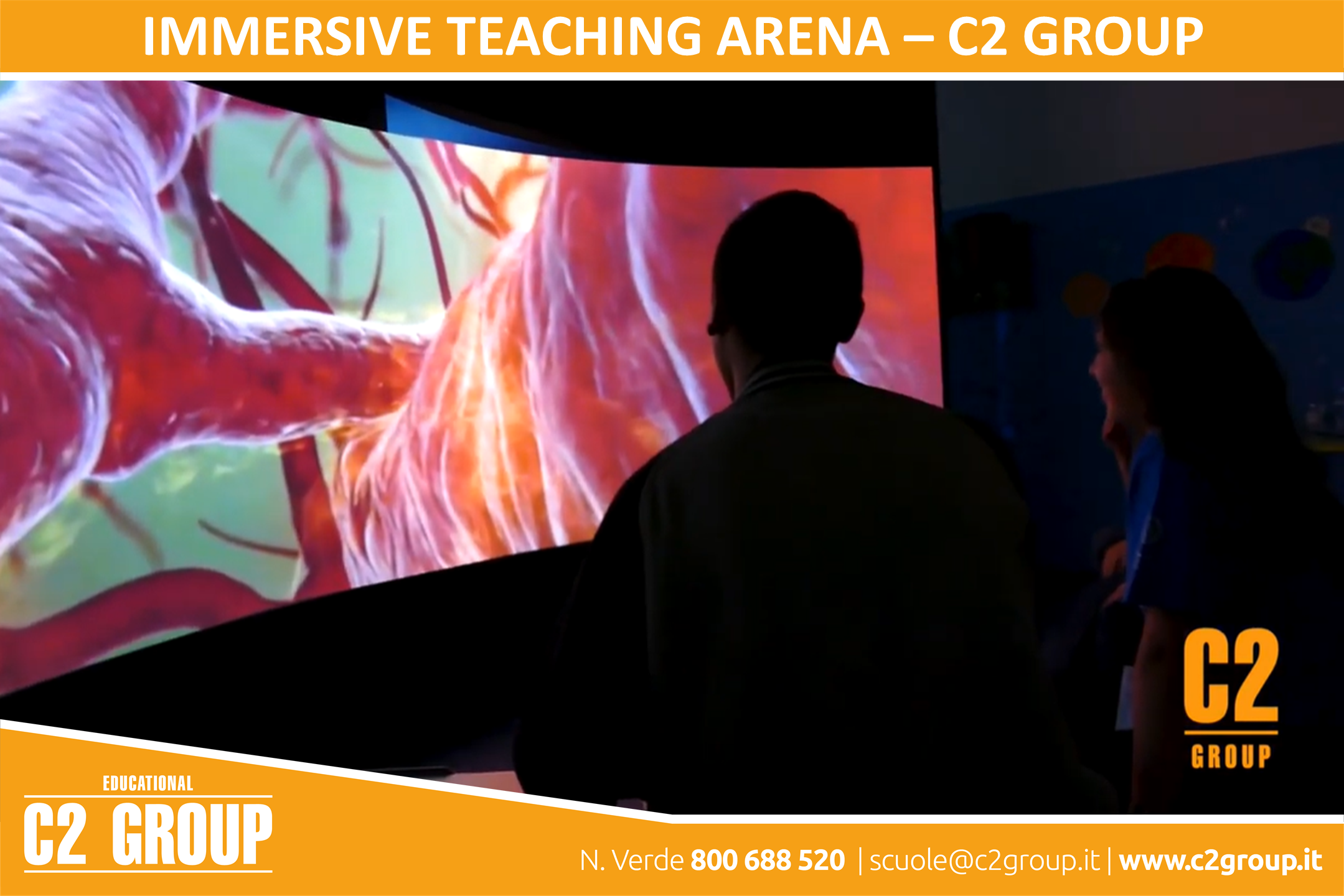Immersive Teaching Arena
